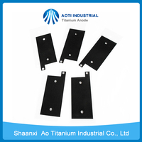 PbO2 Plated Titanium Mesh Anode for Wastewater